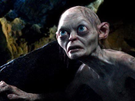 Gollum (LOTR), in noi fotografii din The Hobbit: An Unexpected Journey