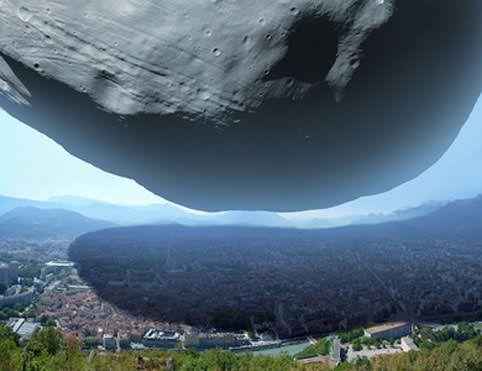 Care sunt adevaratele dimensiuni ale Lunii lui Marte!