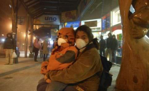 3.000 de persoane evacuate in Nicaragua din cauza eruptiei unui vulcan