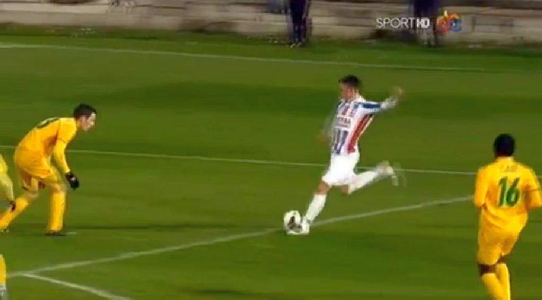 VIDEO Gol FANTASTIC marcat de de Iorga in Otelul – Vaslui scor 2 la 0!