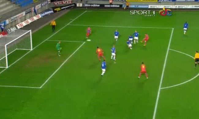 VIDEO Steaua este la un punct de primavara europeana dupa victoria la Molde