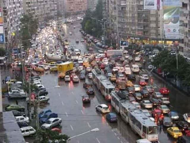 12 cele mai bizare accidente de masina
