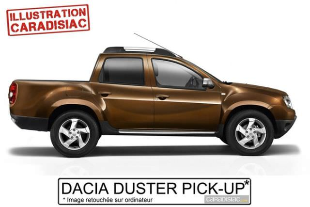 5 duster pick up