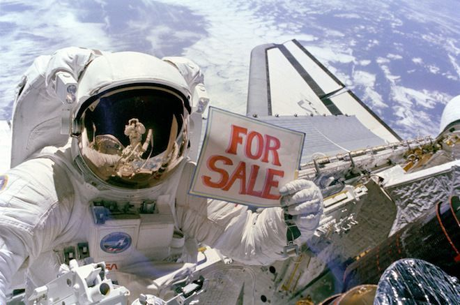 Cele mai indraznete zboruri spatiale: cine le face si cat costa! FOTO!