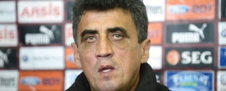 Marian Rada a devenit OFICIAL antrenor principal la Rapid