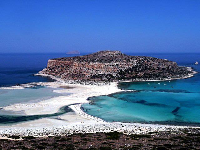 1Balos, Creta