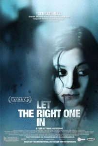 1Let the right one in (2008)