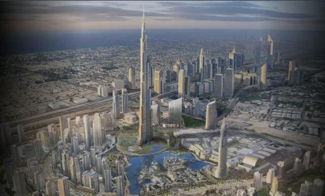 1Burj Khalifa