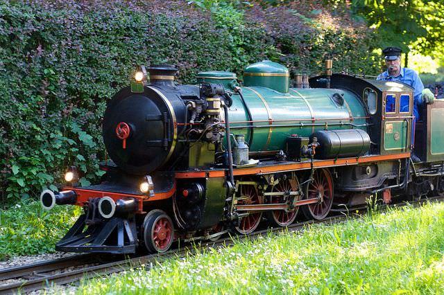 """Da1 """"Brigitte"""" der Liliputbahn"""