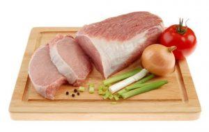1carnea de porc