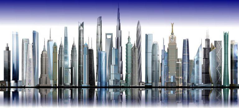 TOP 10 Cele mai inalte cladiri din lume! VIDEO + FOTO