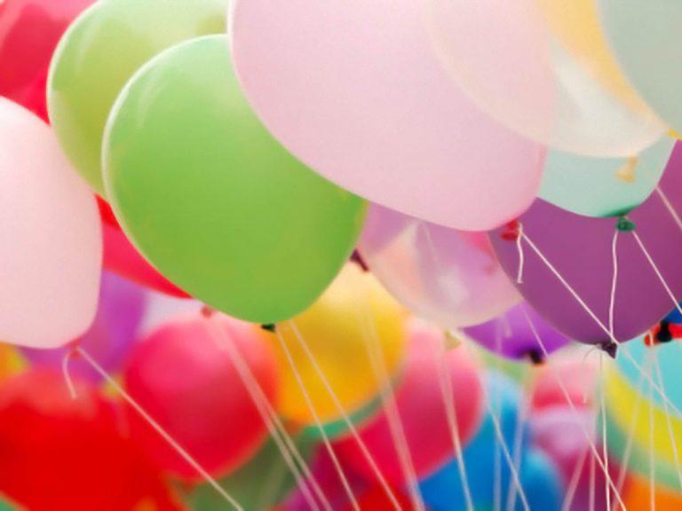 TOP Zece idei ingenioase pentru utilizarea baloanelor colorate! FOTO