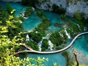 1Parcul National Plitvice, Croatia