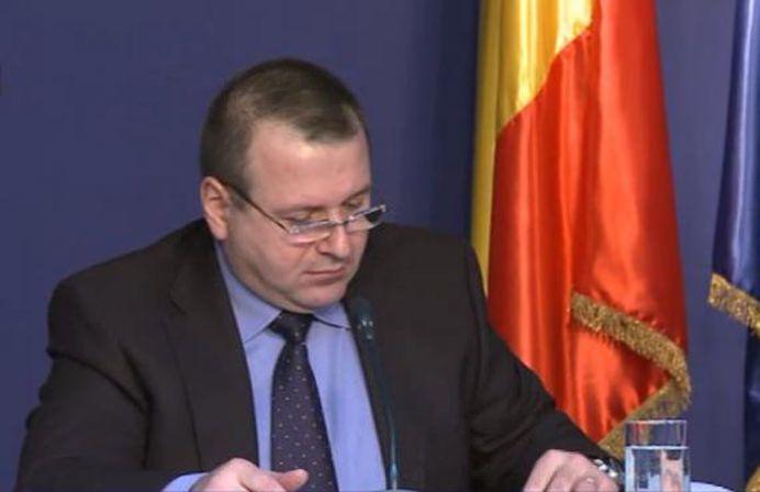 Secretarul de stat din Ministerul Transporturilor, Cristian Ghibu va fi eliberat din functie!