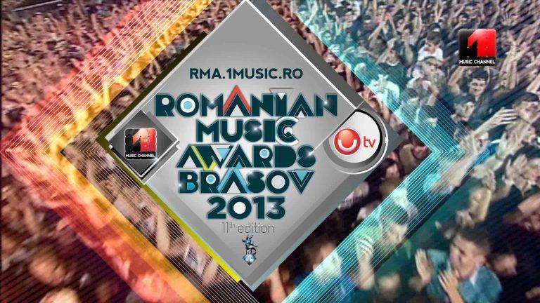 Romanian Music Awards 2013! Vezi lista castigatorilor! VIDEO