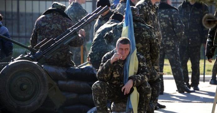 Dezvaluirile ministrului ucrainean despre starea fortelor armate: Am mostenit o ARMATA in ZDRENTE