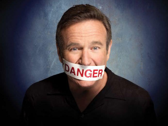 TOP 10 Cele mai bune FILME in care a jucat Robin Williams! GALERIE VIDEO