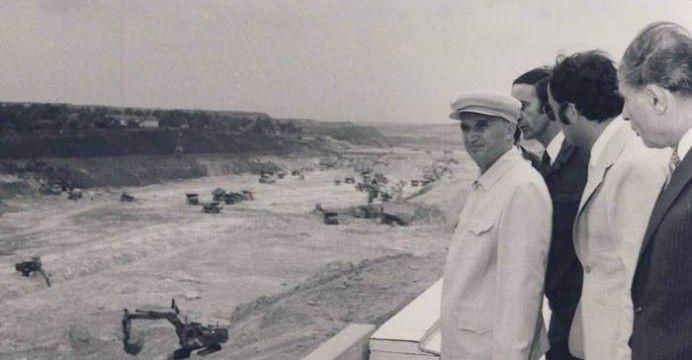 Proiectul Canalul Bucuresti-Dunare gandit de Ceausescu inainte de 1989 vi fi RELUAT dupa 2030!