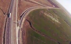 Incompetenta e in floare, pe bucati…! Uite cum arata autostrazile Timisoara – Lugoj si Lugoj – Deva, in lucru! VIDEO