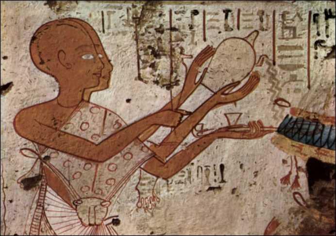 preoti egipteni
