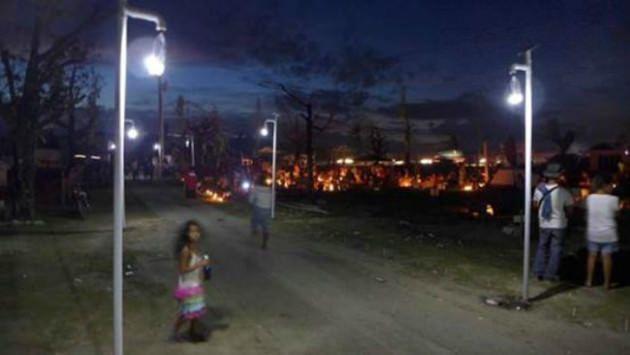 iluminare stradala