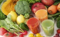 Cinci retete de suc extraordinar de bune pentru detoxifierea renala