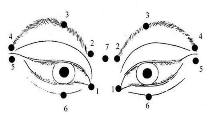 test ocular 2