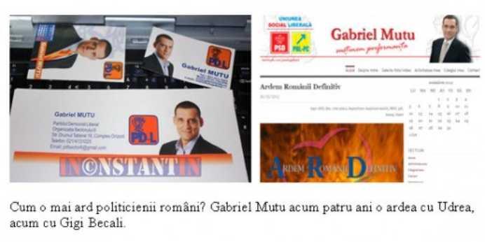 gabriel-Mutu CALENDAR