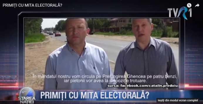 razvan mironescu mita electorala starea natiei