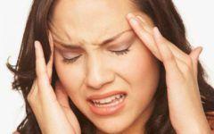 De ce ne doare capul? Vezi ce indica durerea de cap, dupa zona in care apare!