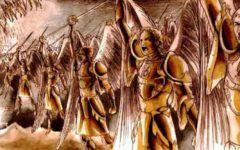 Profetia care zguduie crestinismul! O armata de ingeri va cobori din cer!