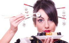 De ce sunt japonezii slabi! Vezi patru reguli japoneze cu care poti sa slabesti pana la 18 kilograme!