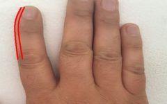 """Ce spune despre tine degetul aratator! Te va da """"de gol"""" intotdeauna!"""