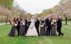 Idei de nunta: Domnisoara de onoare a eclipsat mireasa la nunta! De ce si-a dori mireasa una ca asta?