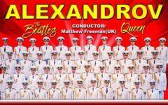 Corul Armatei Rosii Alexandrov a schimbat afisul spectacolului de la Bucuresti! Vezi concertul unic la Sala Palatului! De la ce a pornit controversa
